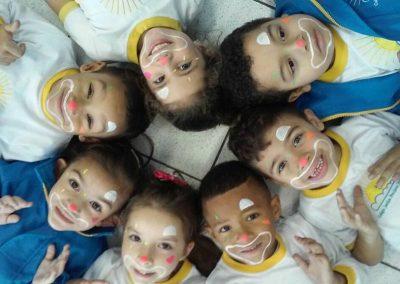 Aula de artes colegio jardim paulista ensino de qualidade em guarulhos