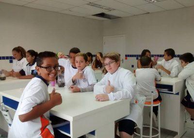 Sala de Aula colegio jardim paulista guarulho ensino de qualidade